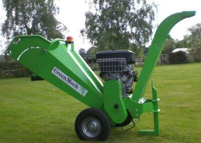 Štiepkovač GreenMech CS 100
