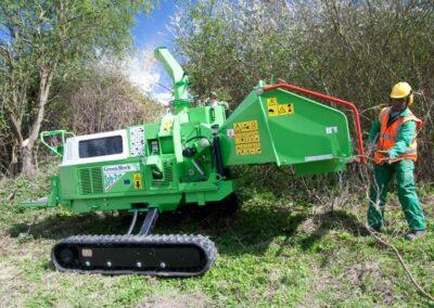 Štiepkovač GreenMech Safe–Trak STC 19-28 MK2