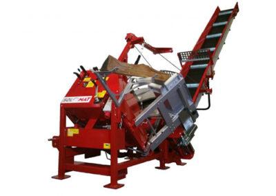 Poloautomatická skracovačka palivového dreva SOLOMAT ST 700