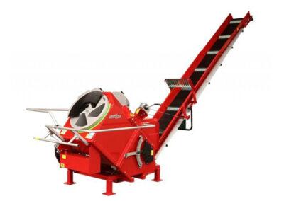 Automatická bubnová skracovačka/píla palivového dreva QUATROMAT SAT 4-700