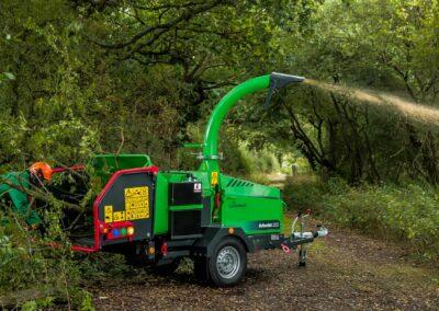 Štiepkovač GreenMech Arborist 200