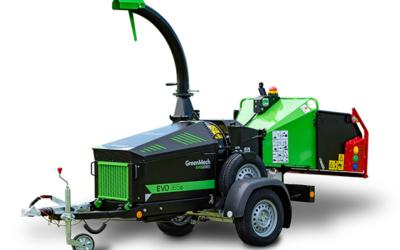 Štiepkovač GreenMech EVO165D (novinka)