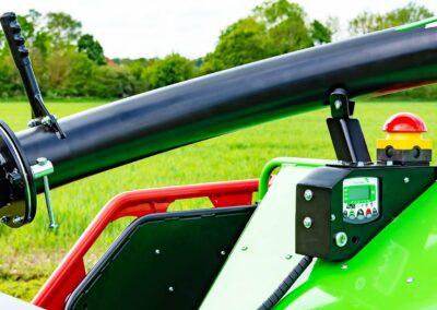Štiepkovač GreenMech EVO165D