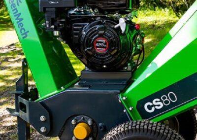 Štiepkovače GreenMech CS 80