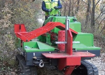 Štiepačka GreenMech Safetrack Splitter20