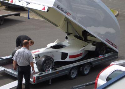 Race Shuttle RS3