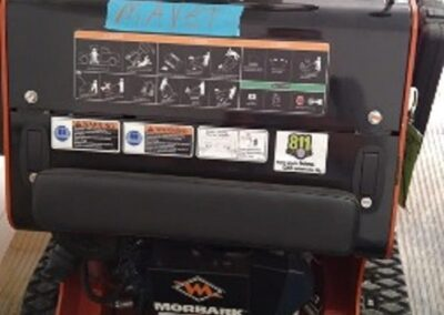 Mininakladač BOXER 600HD
