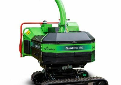 Štiepkovač GreenMech Quad Trak 160