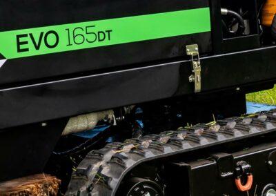 Štiepkovač GreenMech EVO 165 DT