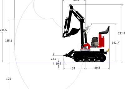 Minibager SMARTPEL TRACK